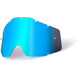100% Replacement Lenses Youth blue / mirror